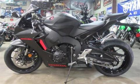 2017 Honda CBR1000RR ABS in Virginia Beach, Virginia