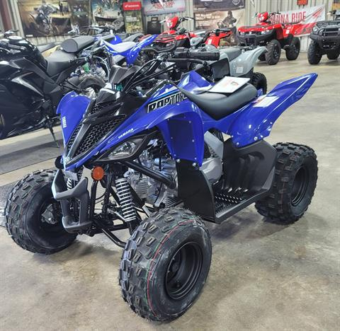 2021 Yamaha Raptor 90 in Virginia Beach, Virginia - Photo 1