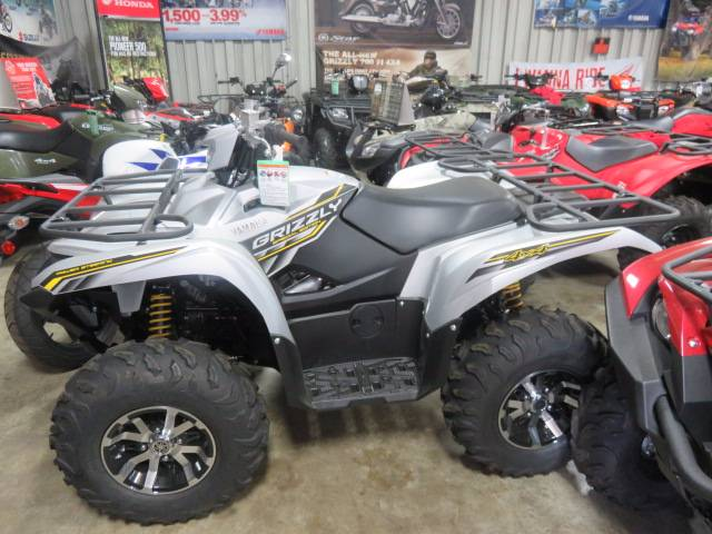 2017 Yamaha Grizzly 700 SE 4x4 with power steering in Virginia Beach, Virginia
