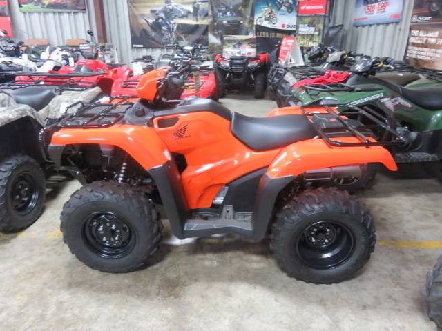 2017 Honda Foreman Rubicon ES 500 4x4 in Virginia Beach, Virginia
