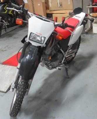 2009 Honda CRF230M 1