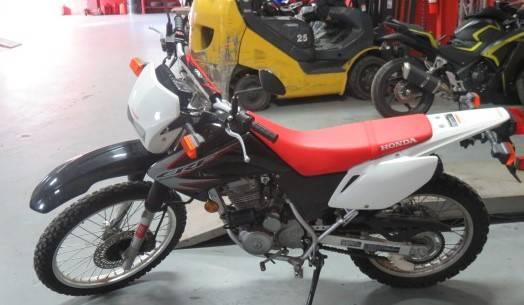 2009 Honda CRF230M 2