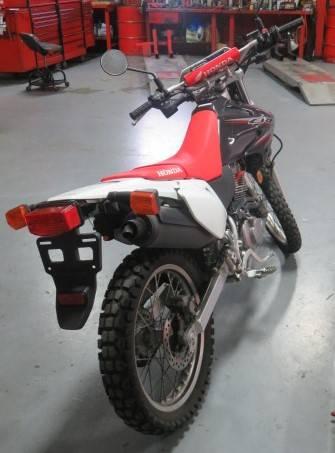 2009 Honda CRF230M 3