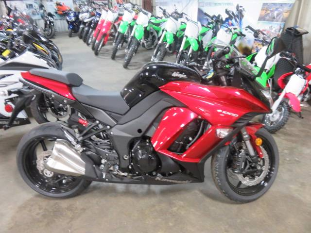 2016 Kawasaki ZX 1000 in Virginia Beach, Virginia