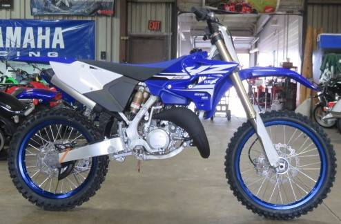2018 Yamaha YZ125 in Virginia Beach, Virginia