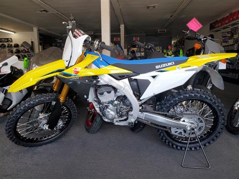 2020 Suzuki RM-Z250 in Van Nuys, California - Photo 1