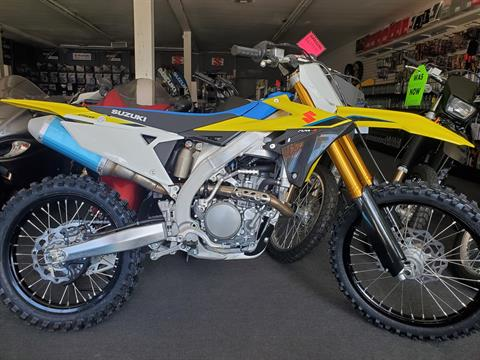 2020 Suzuki RM-Z250 in Van Nuys, California - Photo 2