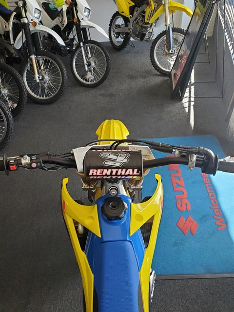 2020 Suzuki RM-Z250 in Van Nuys, California - Photo 5