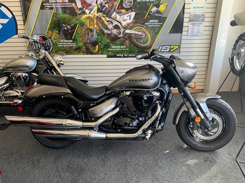 2017 Suzuki Boulevard M50 in Van Nuys, California - Photo 1