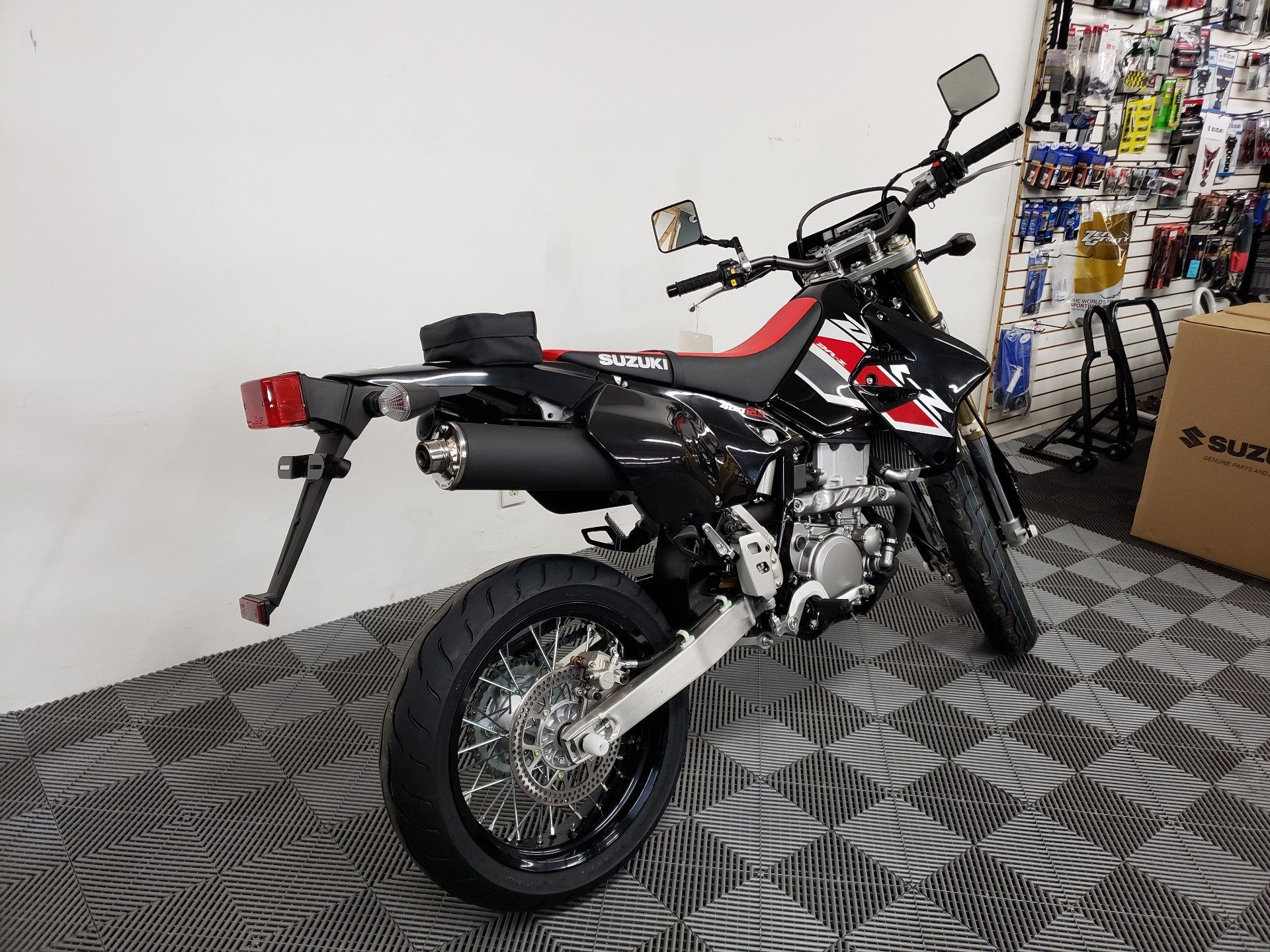 2021 Suzuki DR-Z400SM in Van Nuys, California - Photo 3