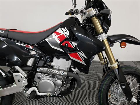 2021 Suzuki DR-Z400SM in Van Nuys, California - Photo 5