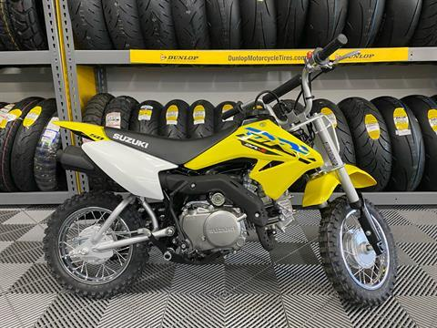 2021 Suzuki DR-Z50 in Van Nuys, California - Photo 1