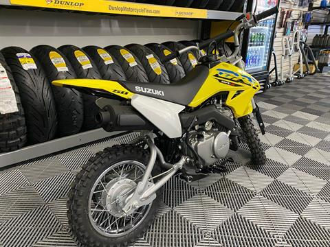 2021 Suzuki DR-Z50 in Van Nuys, California - Photo 3