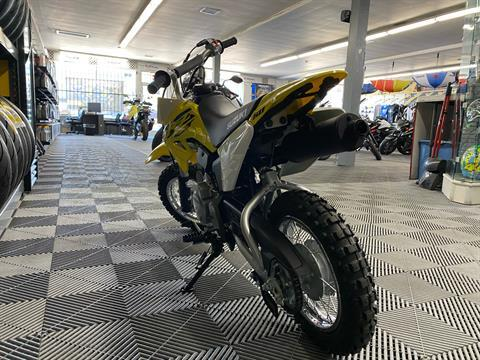 2021 Suzuki DR-Z50 in Van Nuys, California - Photo 4