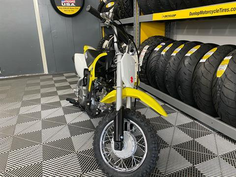 2021 Suzuki DR-Z50 in Van Nuys, California - Photo 2