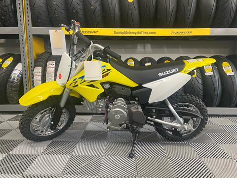 2021 Suzuki DR-Z50 in Van Nuys, California - Photo 6