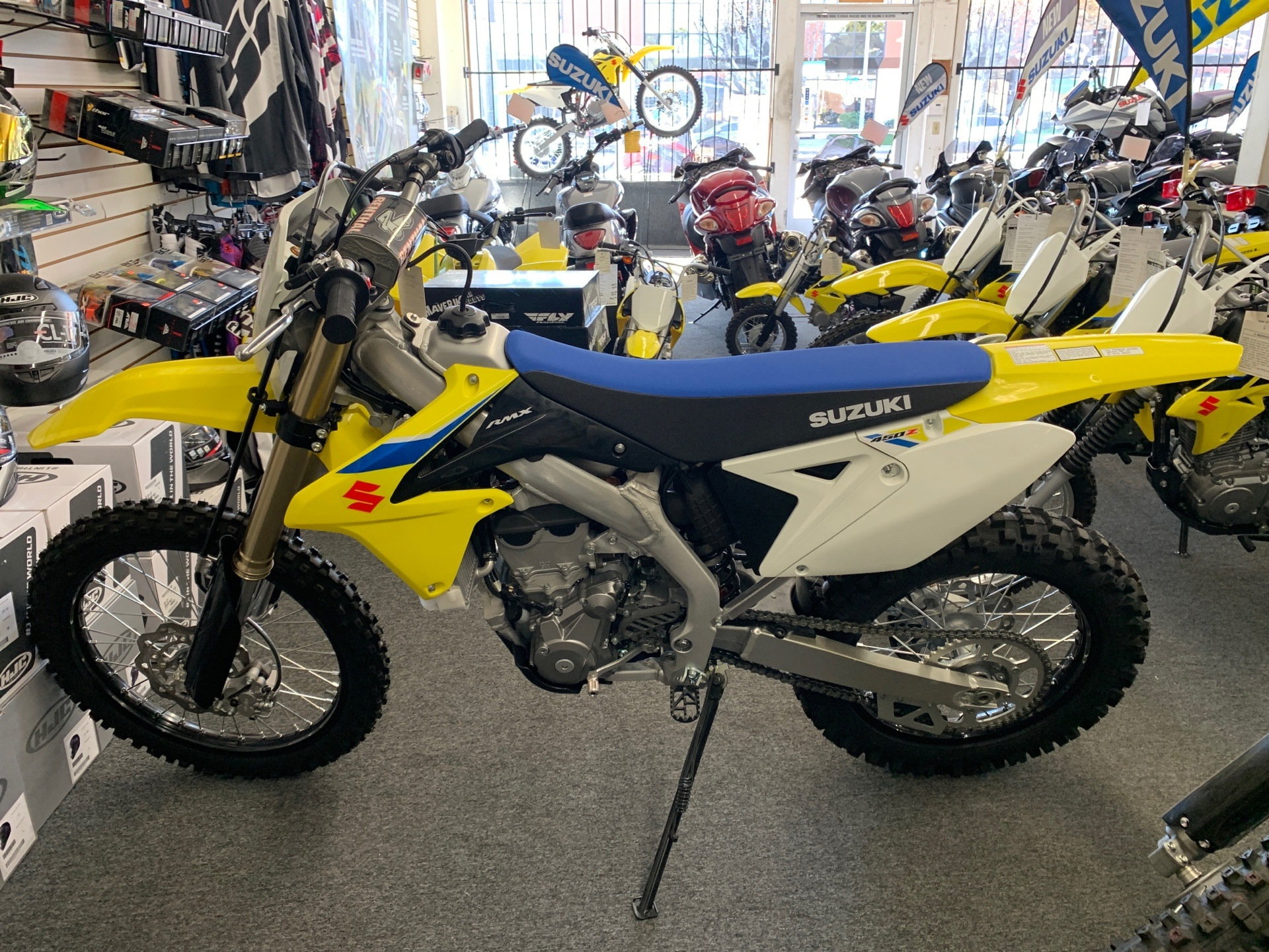 2018 Suzuki RMX450Z in Van Nuys, California - Photo 2