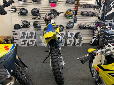 2018 Suzuki RMX450Z in Van Nuys, California - Photo 3