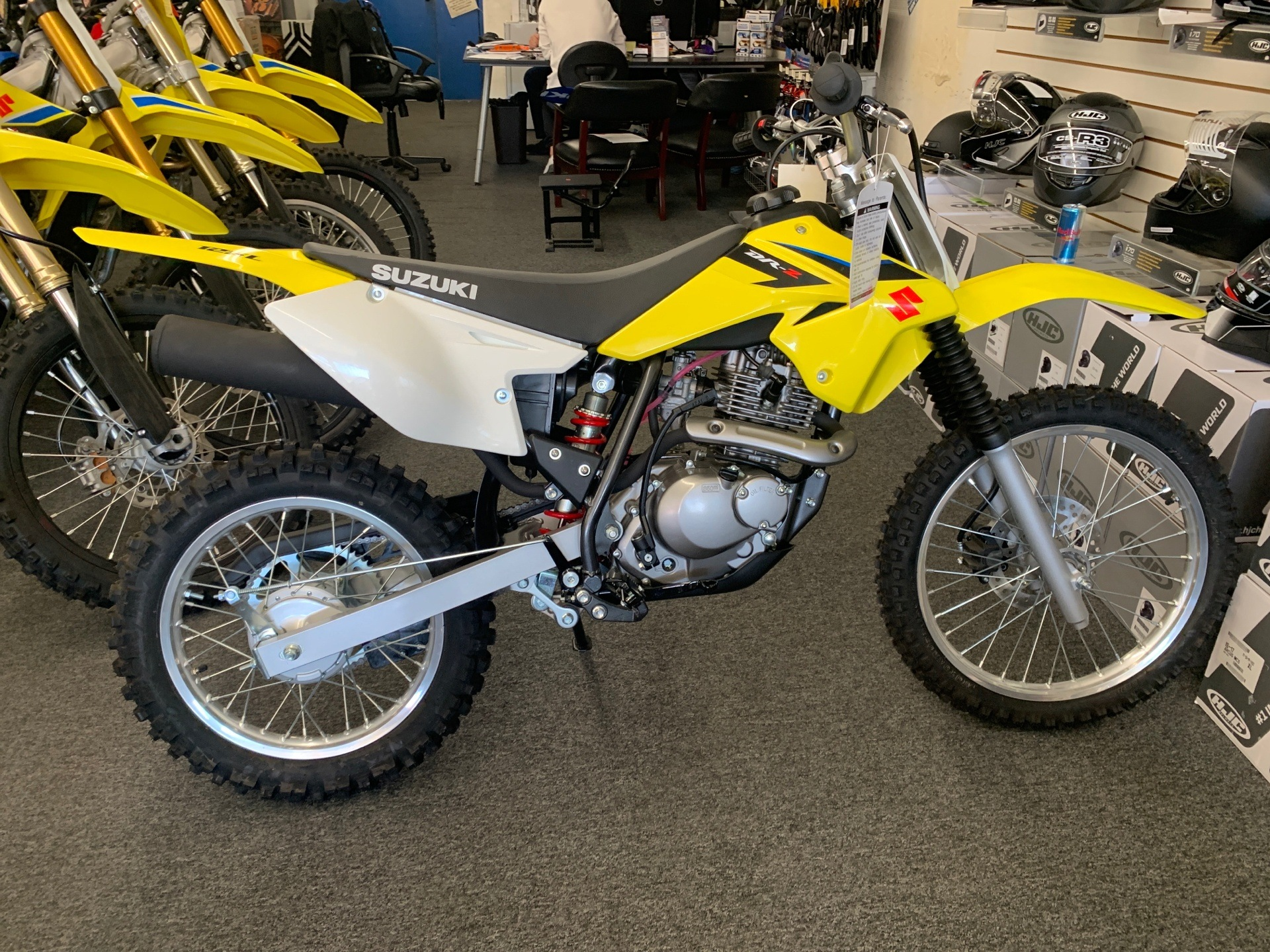 2020 Suzuki DR-Z125L in Van Nuys, California - Photo 1