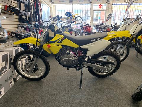 2020 Suzuki DR-Z125L in Van Nuys, California - Photo 2