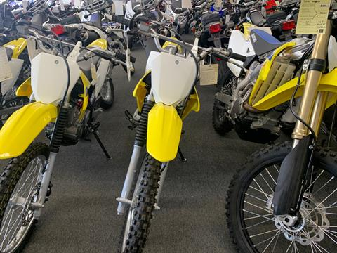 2020 Suzuki DR-Z125L in Van Nuys, California - Photo 4