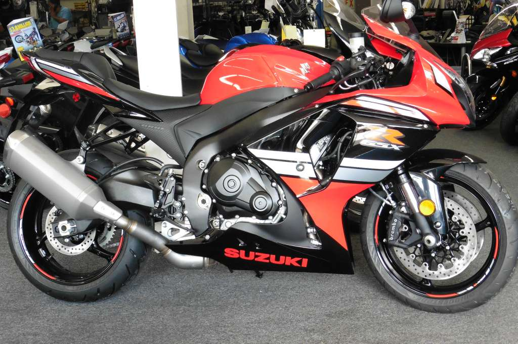 2016 Suzuki GSX-R1000 in Van Nuys, California