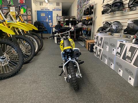 2020 Suzuki DR-Z50 in Van Nuys, California - Photo 3