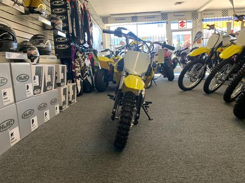 2020 Suzuki DR-Z50 in Van Nuys, California - Photo 4