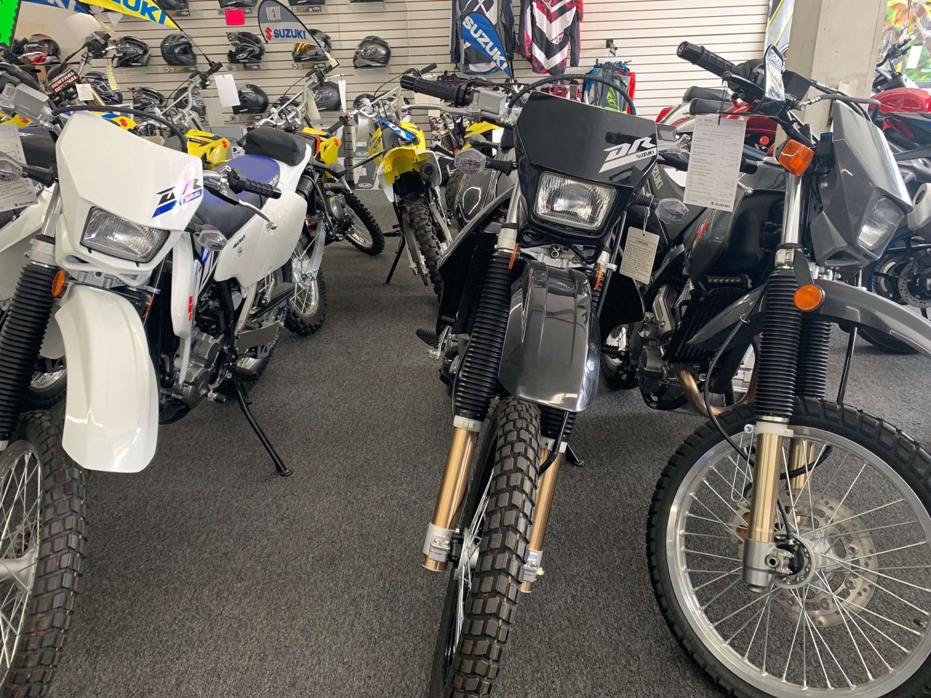 2020 Suzuki DR-Z400S in Van Nuys, California - Photo 4