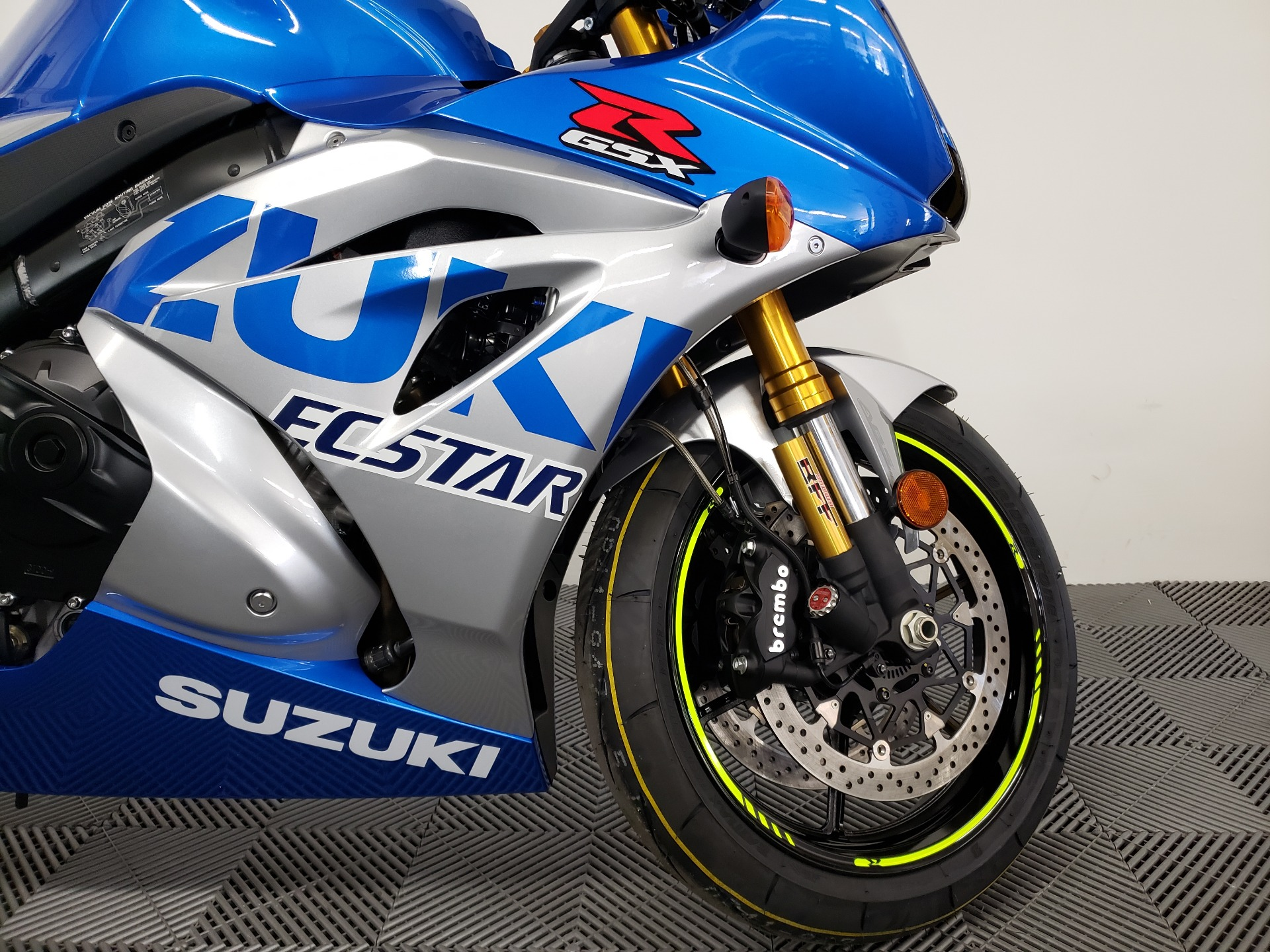 2021 Suzuki GSX-R1000R 100th Anniversary Edition in Van Nuys, California - Photo 6