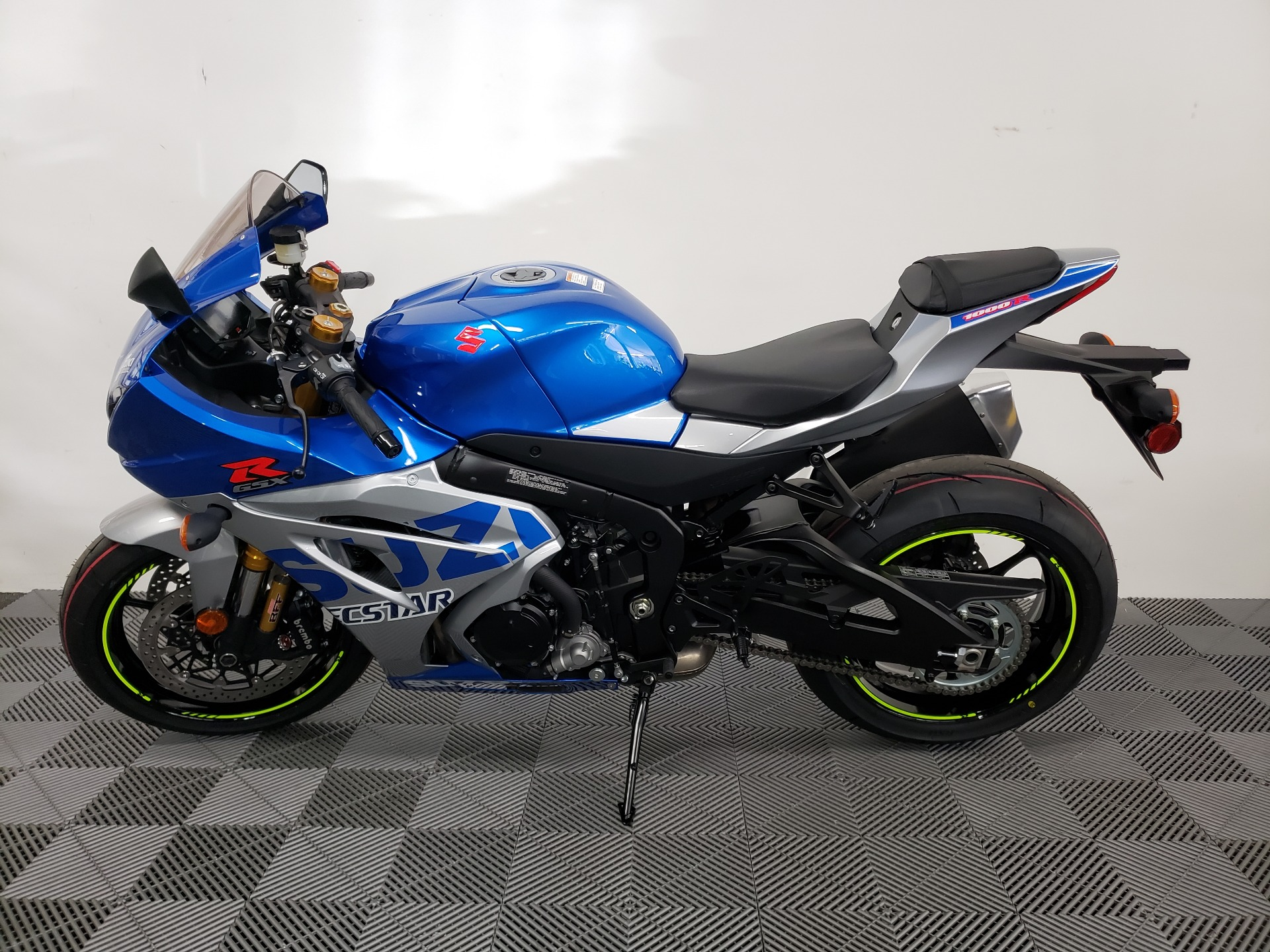 2021 Suzuki GSX-R1000R 100th Anniversary Edition in Van Nuys, California - Photo 7