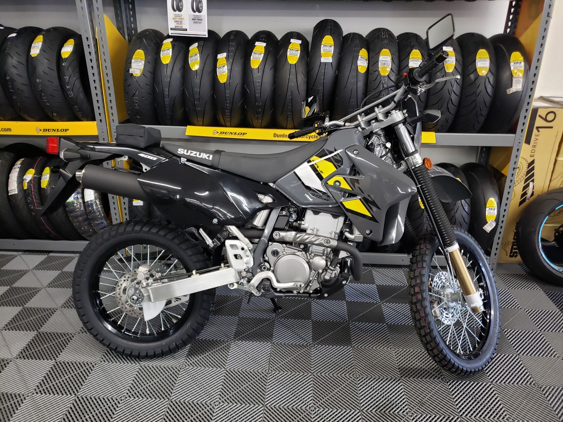 2021 Suzuki DR-Z400S in Van Nuys, California - Photo 1
