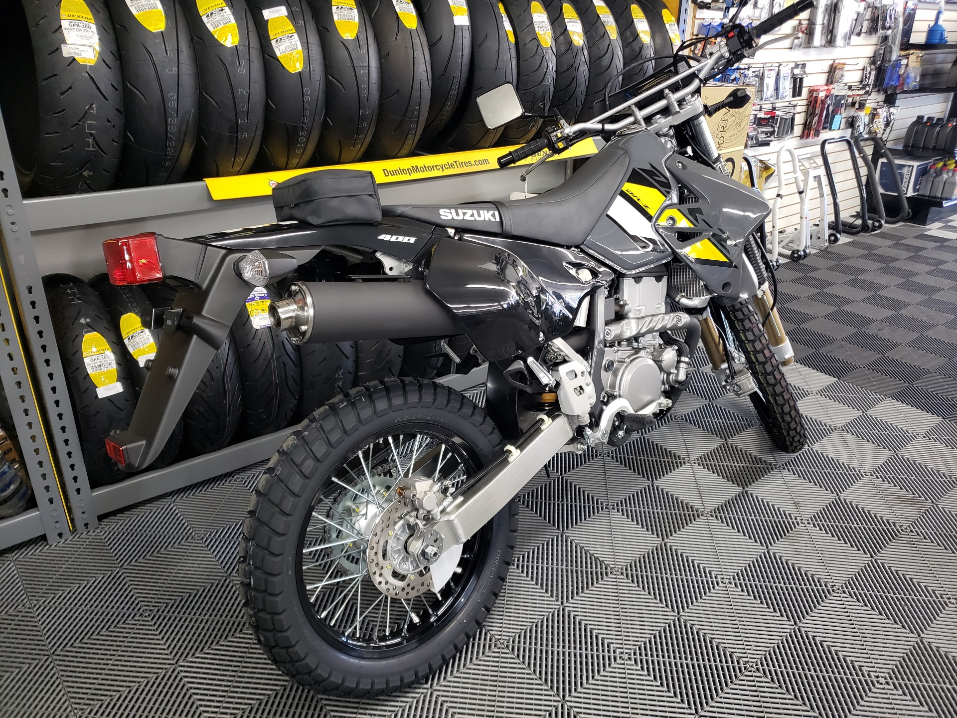 2021 Suzuki DR-Z400S in Van Nuys, California - Photo 3