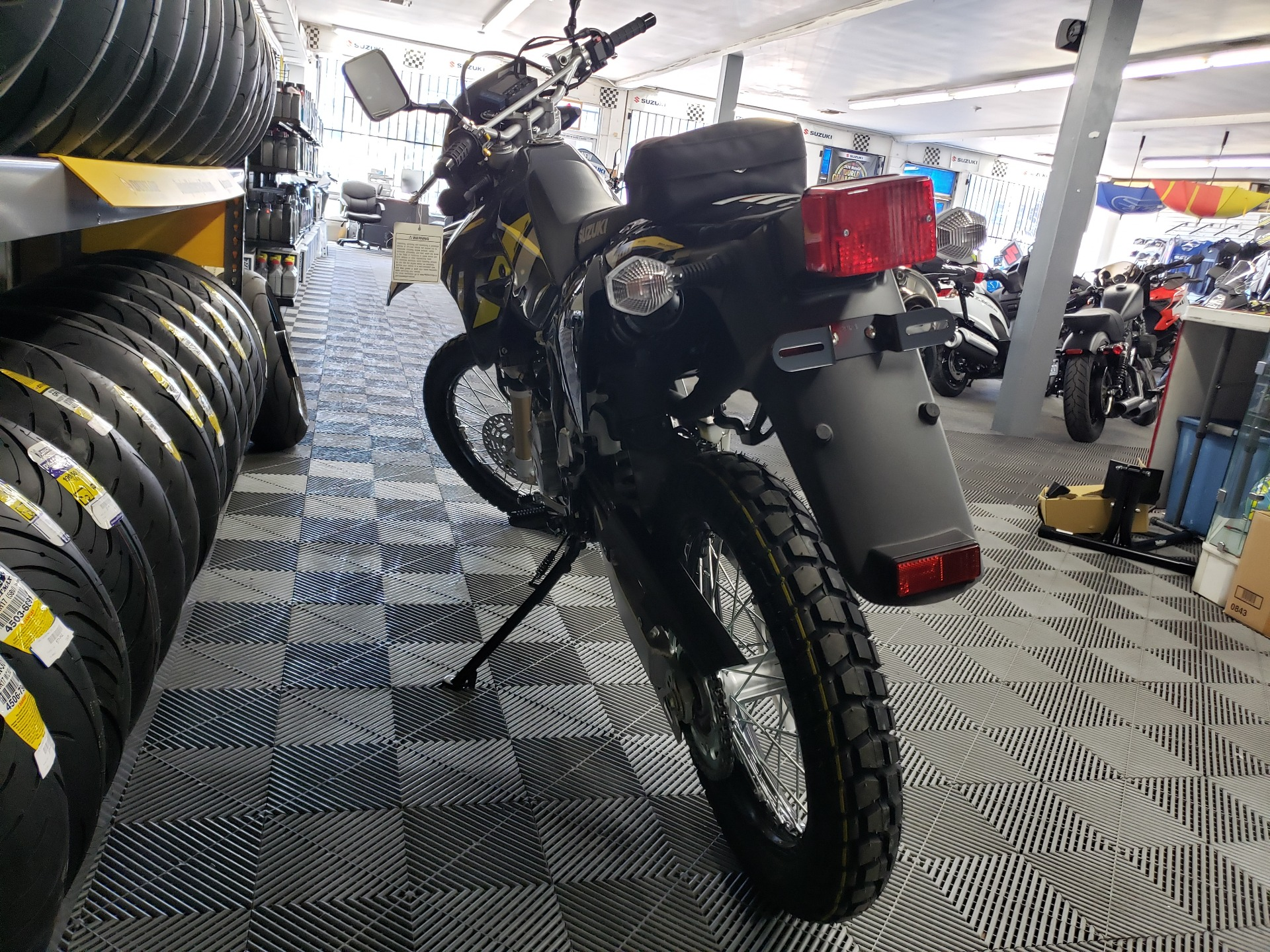 2021 Suzuki DR-Z400S in Van Nuys, California - Photo 4