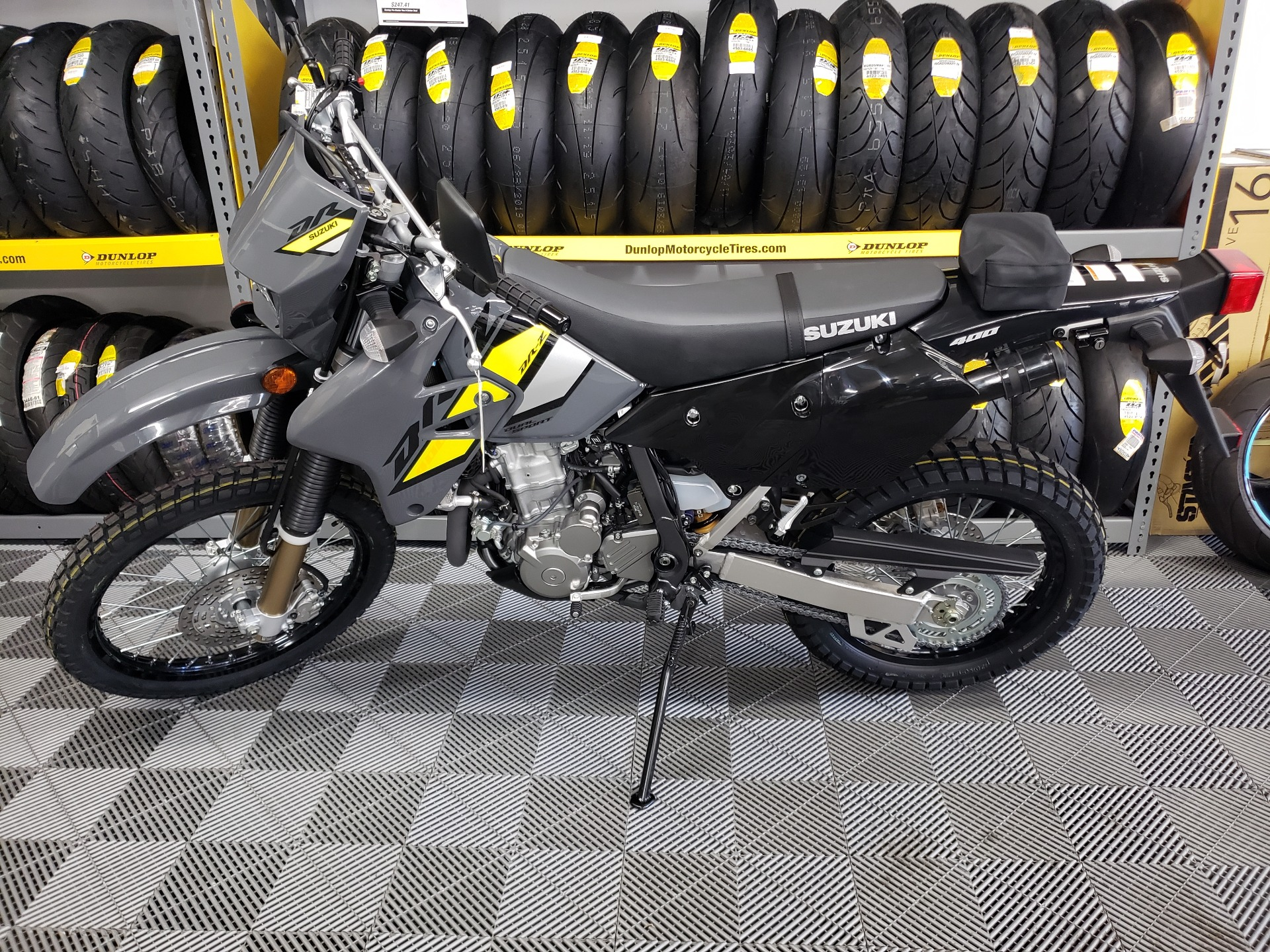2021 Suzuki DR-Z400S in Van Nuys, California - Photo 7