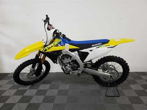 2021 Suzuki RM-Z250 in Van Nuys, California - Photo 1