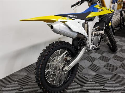 2021 Suzuki RM-Z250 in Van Nuys, California - Photo 4