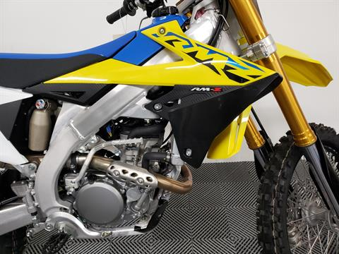 2021 Suzuki RM-Z250 in Van Nuys, California - Photo 5
