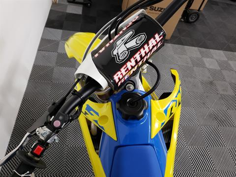 2021 Suzuki RM-Z250 in Van Nuys, California - Photo 7