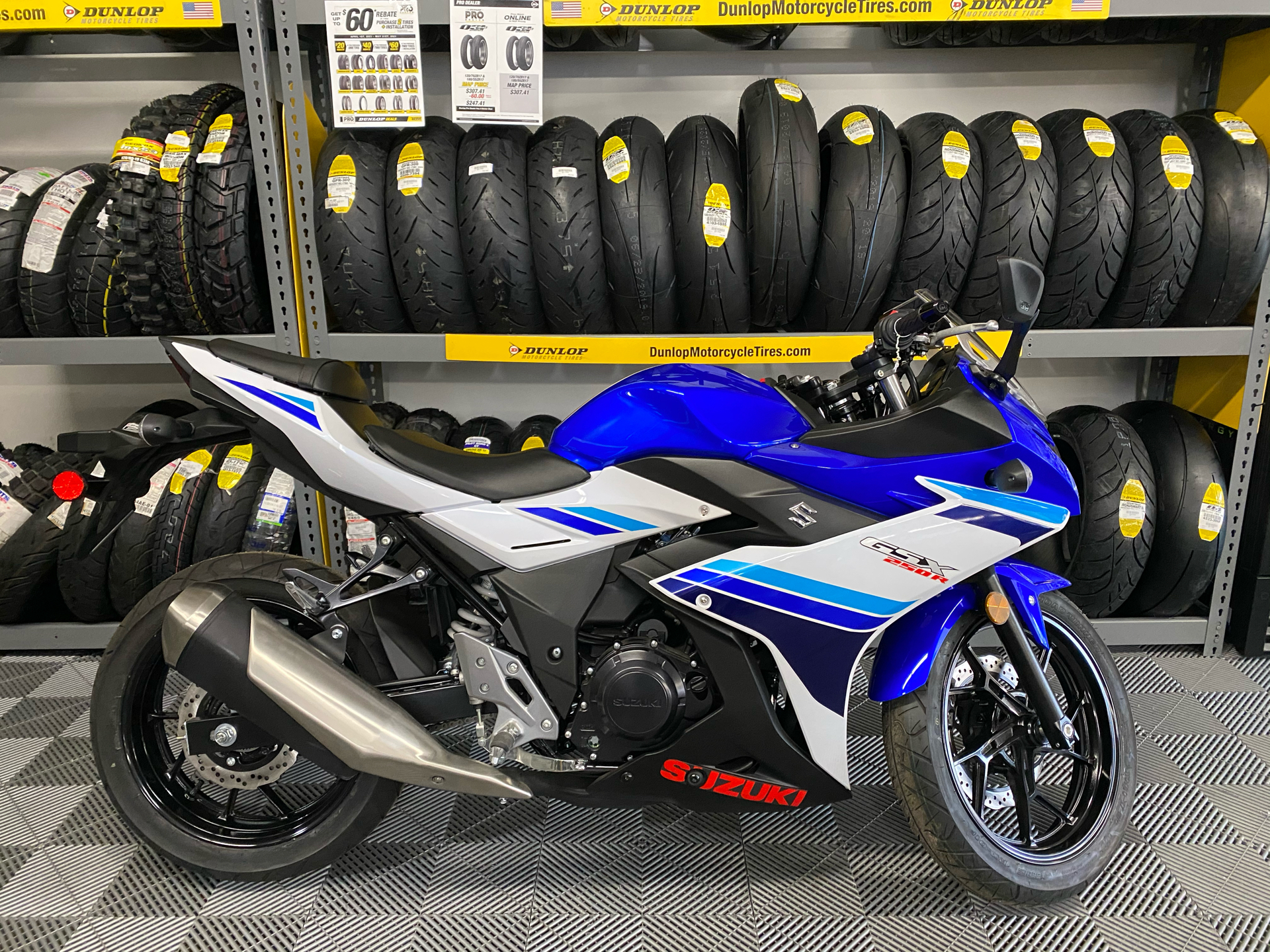 2019 Suzuki GSX250R in Van Nuys, California - Photo 1
