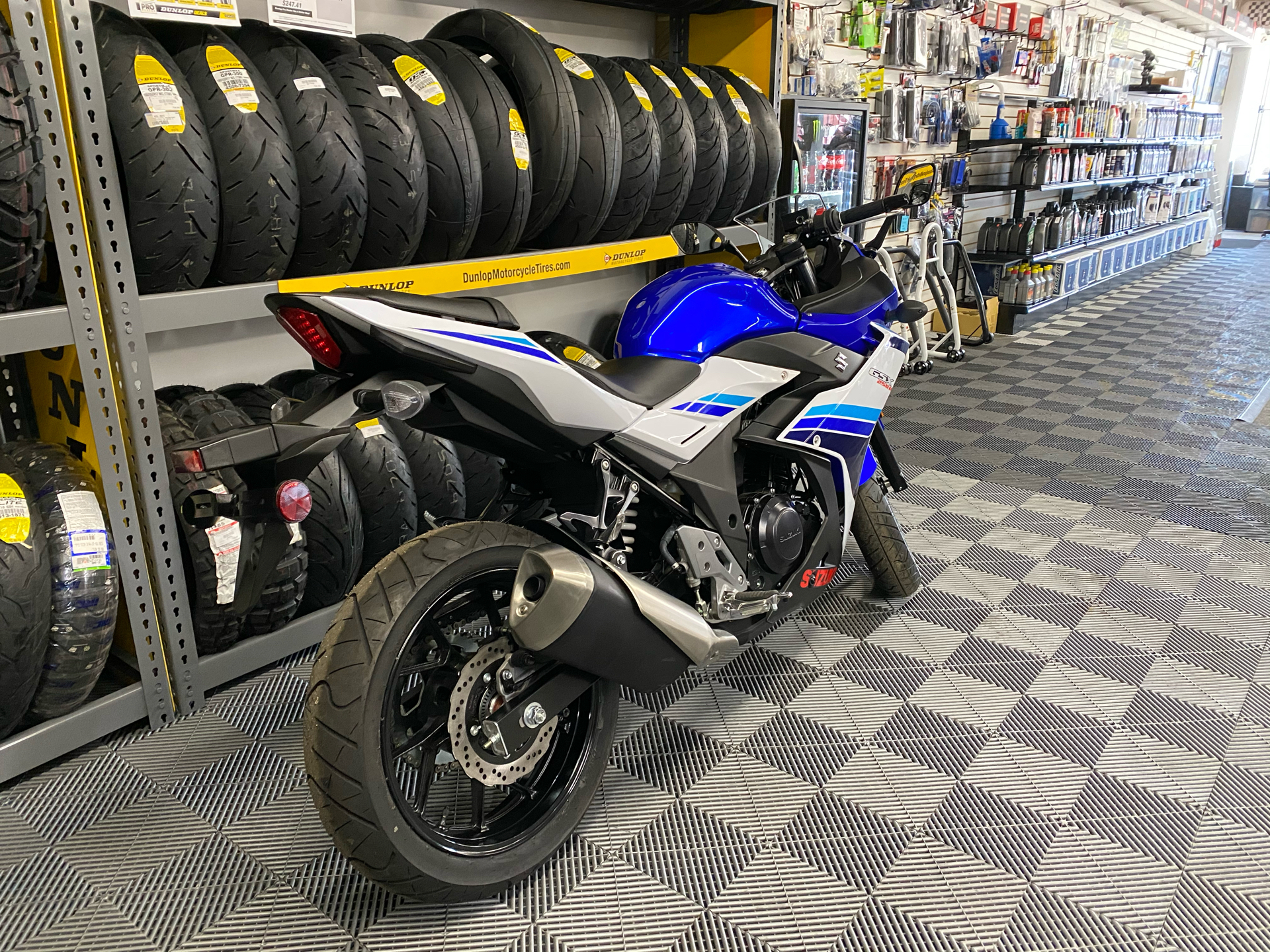 2019 Suzuki GSX250R in Van Nuys, California - Photo 3