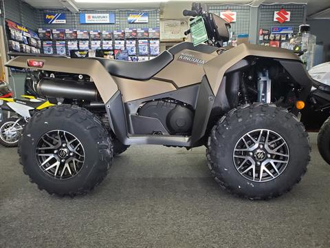 2020 Suzuki KINGQUAD in Van Nuys, California - Photo 3