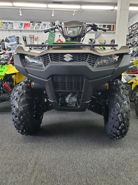 2020 Suzuki KINGQUAD in Van Nuys, California - Photo 4
