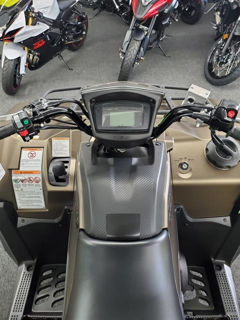 2020 Suzuki KINGQUAD in Van Nuys, California - Photo 5
