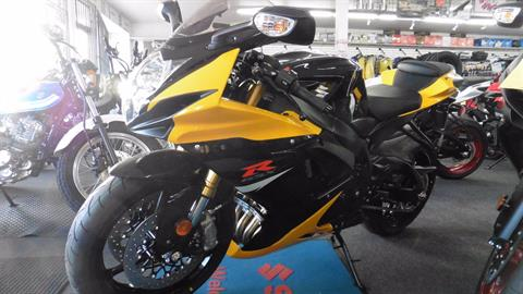 2017 Suzuki GSX-R750 in Van Nuys, California