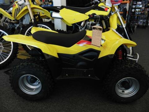 2017 Suzuki QuadSport Z50 in Van Nuys, California