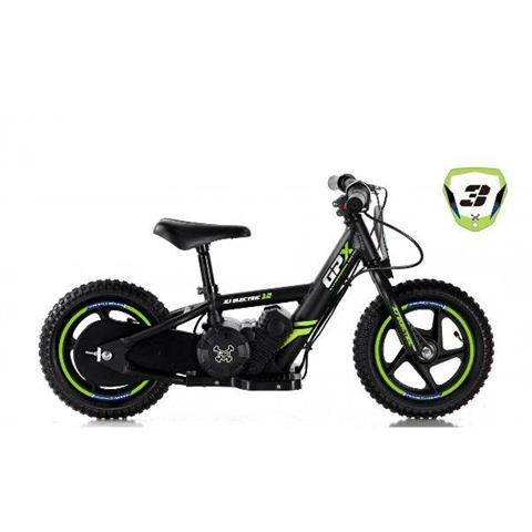2020 Pitster Pro XJ-E 12 electric motorcycle in Portland, Oregon - Photo 2