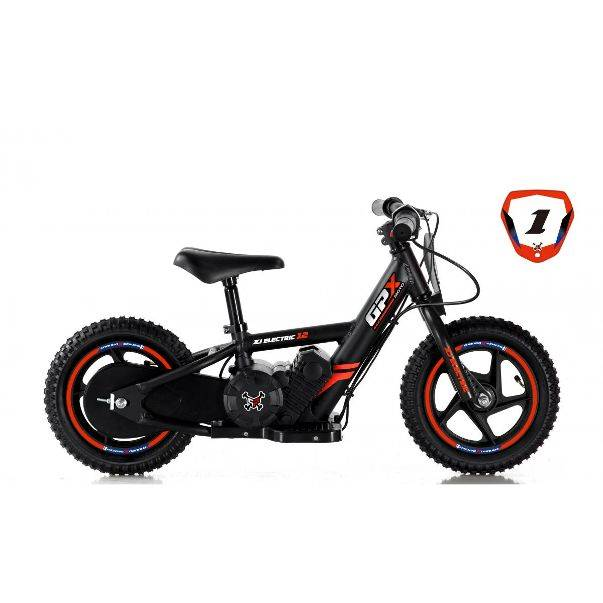 2020 Pitster Pro XJ-E 12 electric motorcycle in Portland, Oregon - Photo 5