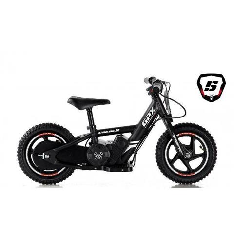 2020 Pitster Pro XJ-E 12 electric motorcycle in Portland, Oregon - Photo 6