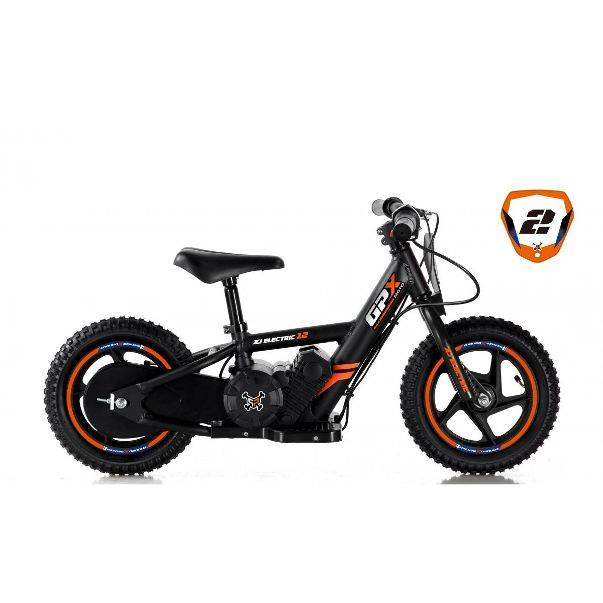 2020 Pitster Pro XJ-E 12 electric motorcycle in Portland, Oregon - Photo 3